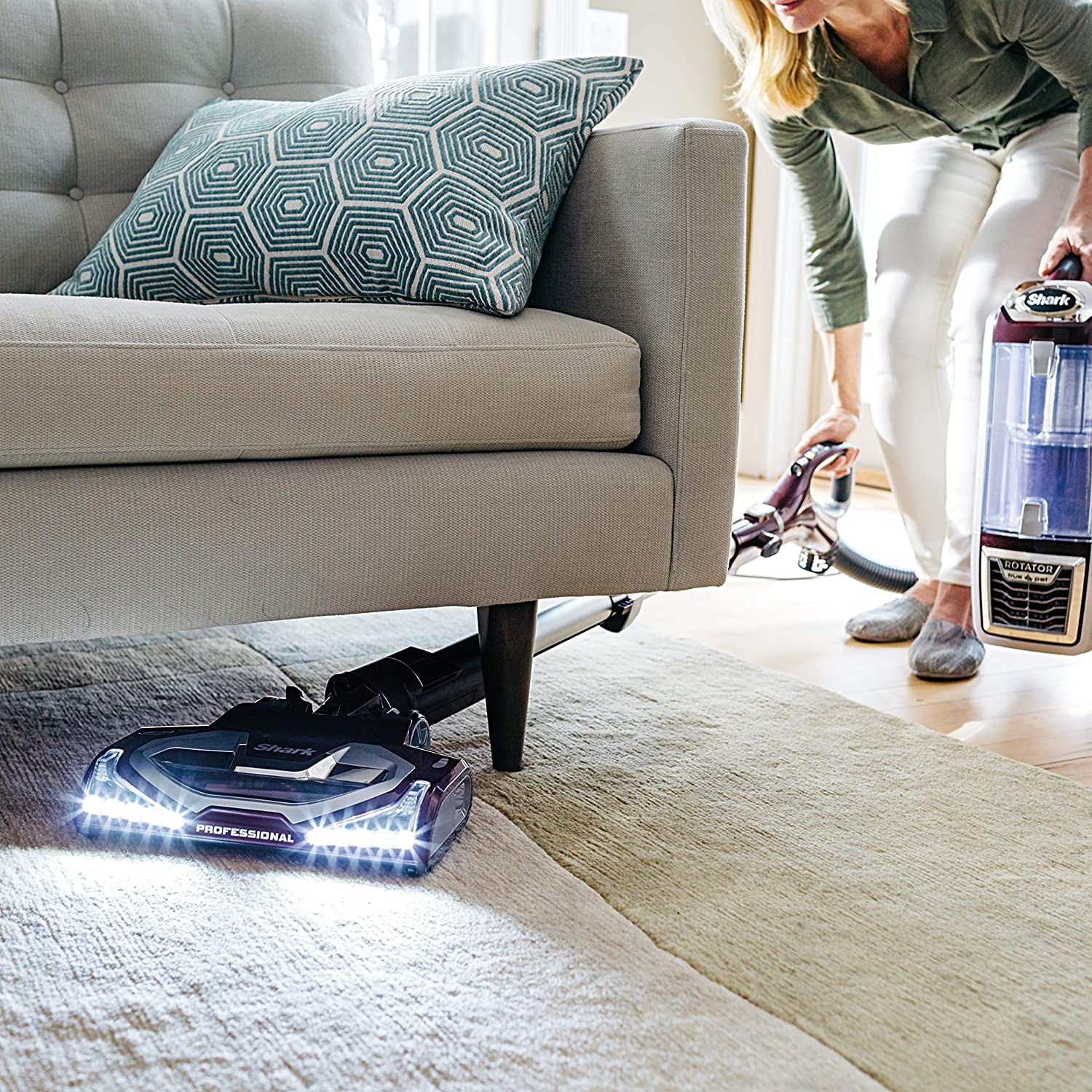shark rotator nv752 vacuum cleaner