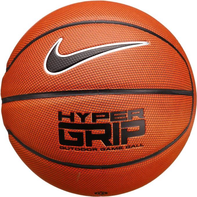 Nike Ball Hyper Grip OT 7 Balón, Unisex, Naranja/Negro (Light ...