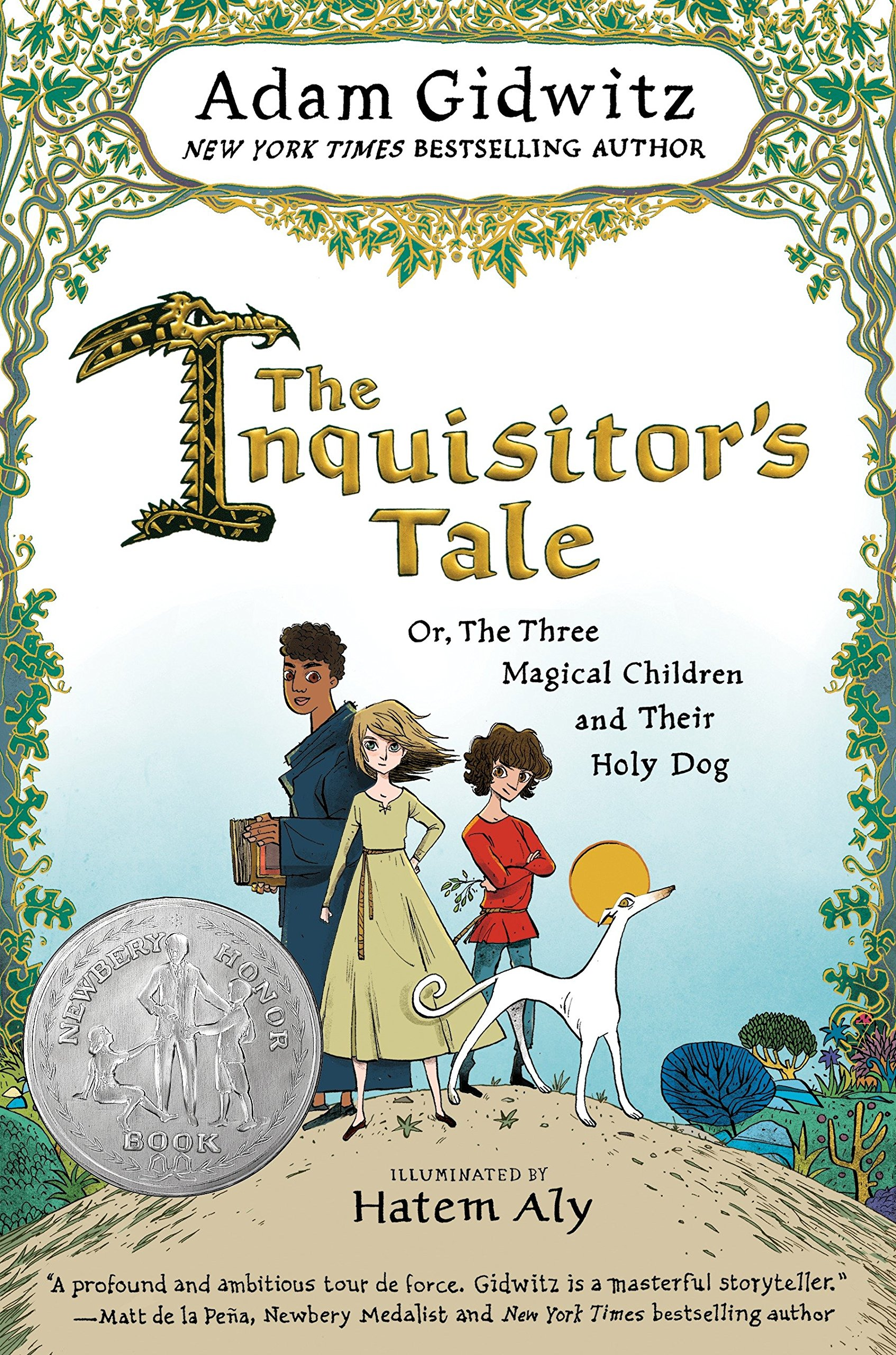 The Inquisitor's Tale: Or, The Three Magical Children and Their Holy Dog PDF