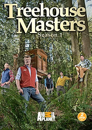 Amazoncom Treehouse Masters Season 1 None Discovery Movies TV