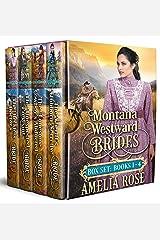 Montana Westward Brides: Books 1-4: Mail Order Bride Historical Western Romance Kindle Edition