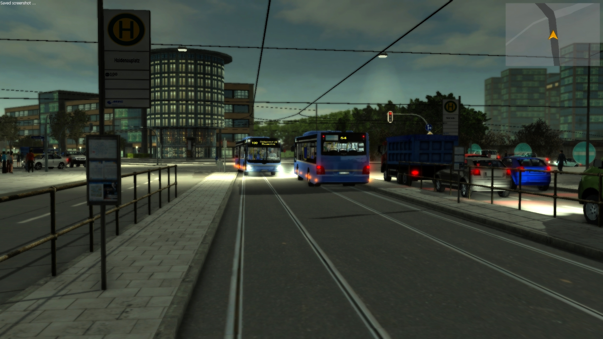 Amazon.com: City Bus Simulator Munich [Download]: Video Games