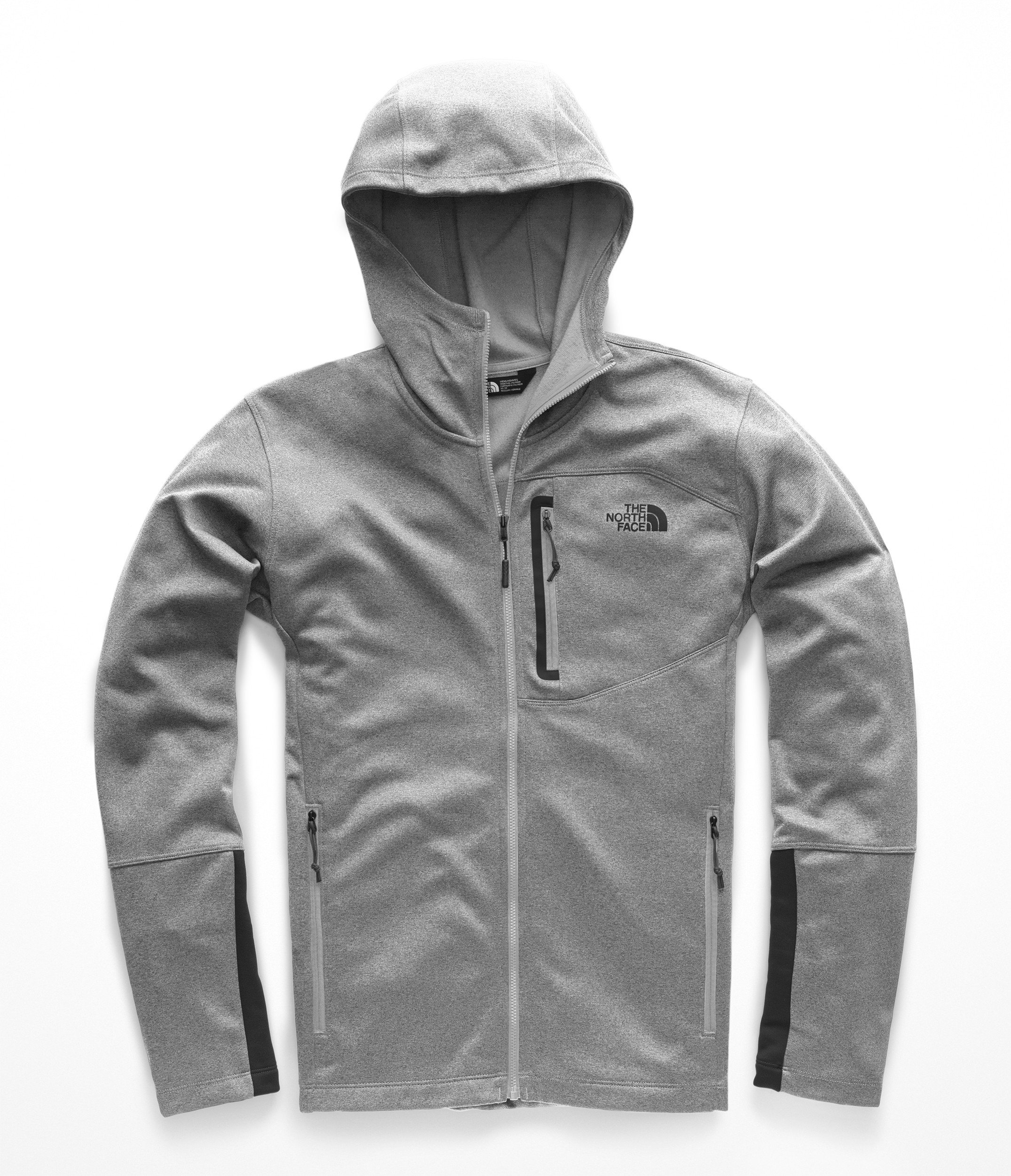 The North Face Men's Canyonlands Hoodie - TNF Medium Grey Heather - L by The North Face