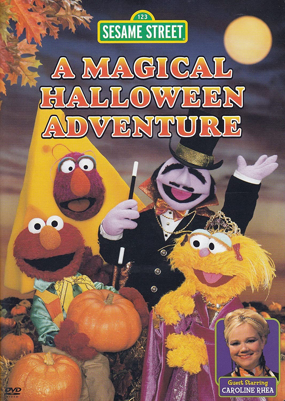 Amazon.com: Sesame Street - A Magical Halloween Adventure: Kevin ...