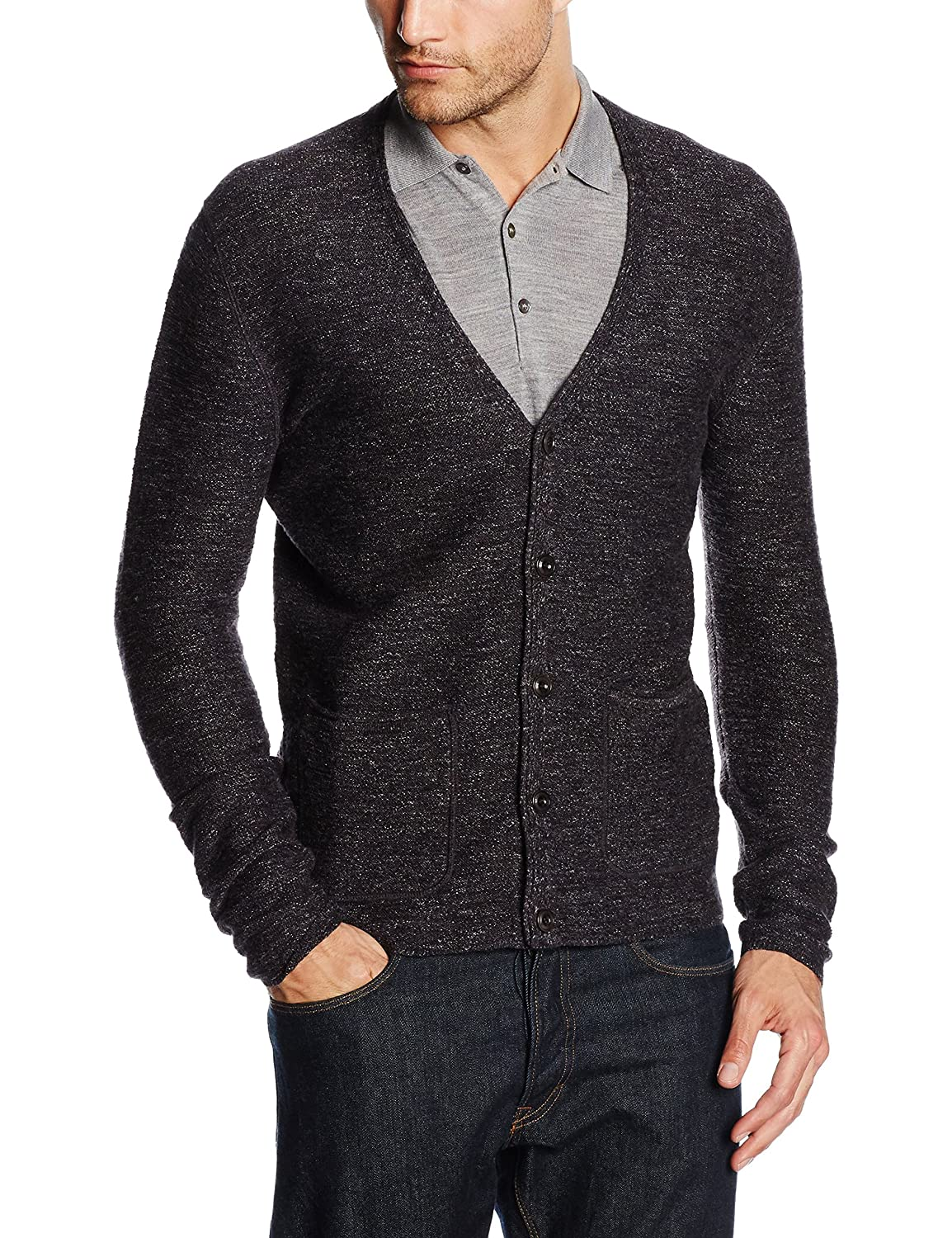 Marc O'Polo Herren Strickjacke 627514661436