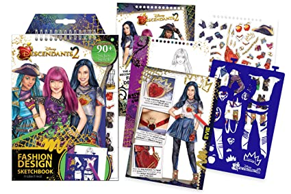 Amazon Com Make It Real Disney Descendants 2 Fashion Design