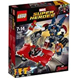 Lego - 76077 - Super Heroes - Iron Man: l'attacco di Detroit Steel