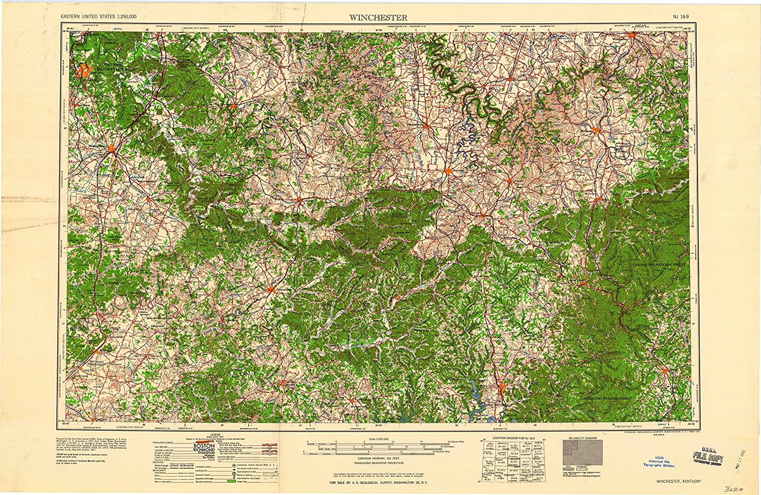 Amazon.com : YellowMaps Winchester KY topo map, 1:250000 Scale, 1 X on ky highway map, ky fish and wildlife map, ky area map, louisville ky city limits map, ky border map, ky phone map, lexington ky map, ky tennessee map, ky airport map, kentucky map, ky topographic map, illinois map, ky parks and maps, ky road maps driving directions, ky town map, ky co map, i-64 mile marker map, ky school district map, ky region map, ky county map,