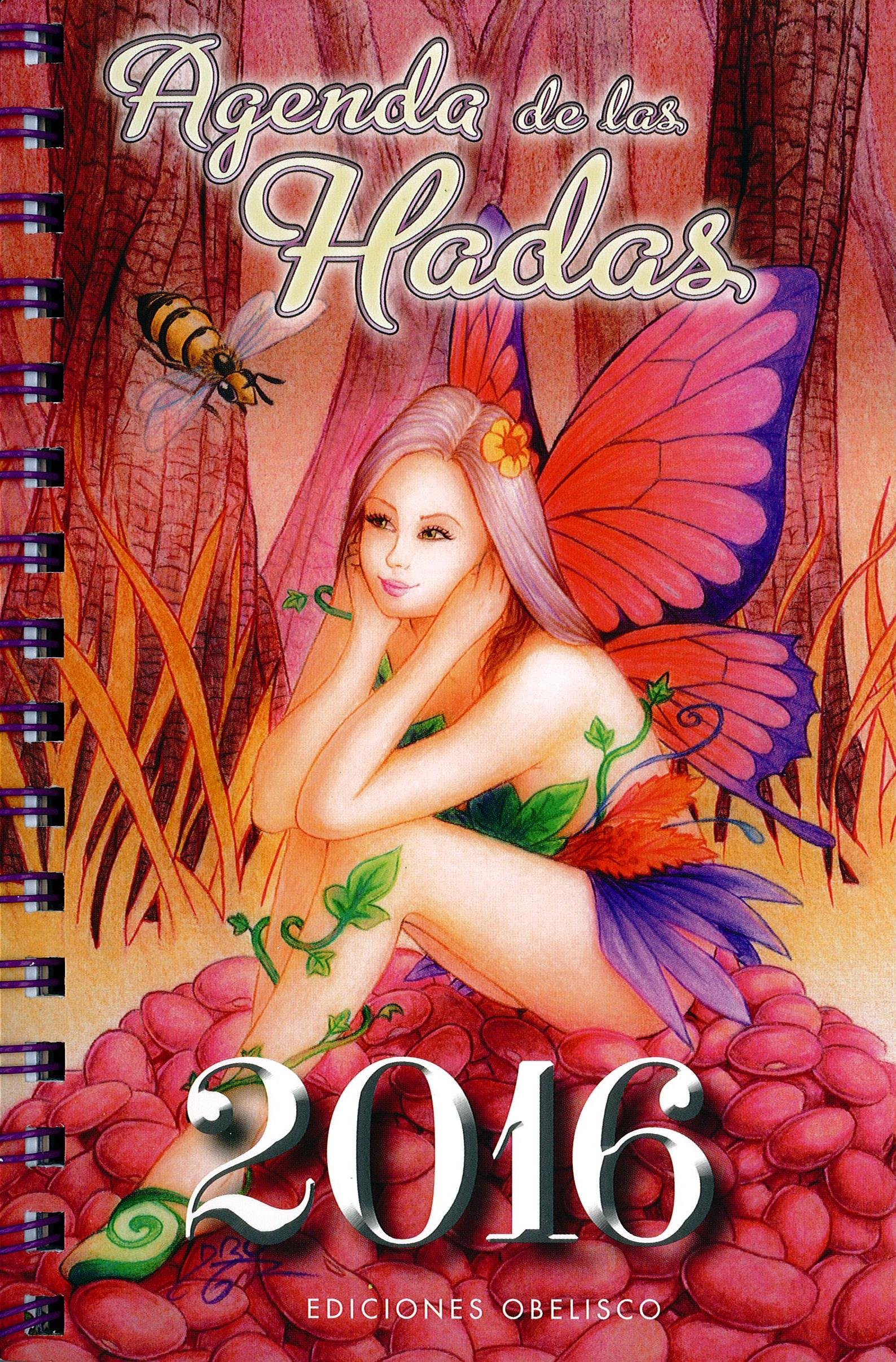 Agenda de las hadas 2016 (Spanish Edition): Various Authors ...