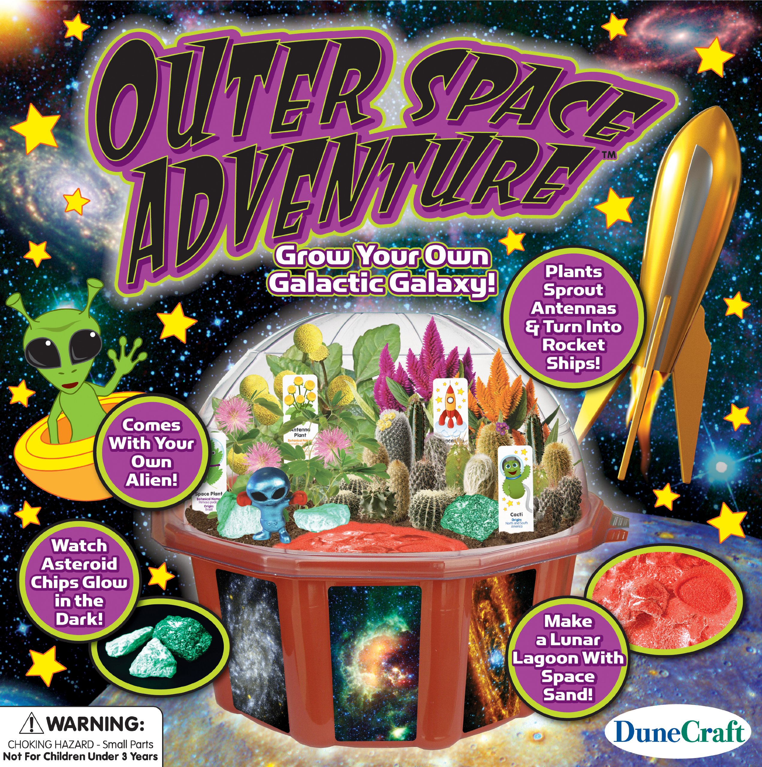 DuneCraft Outer Space Adventure Science Kit by DuneCraft (Image #1)