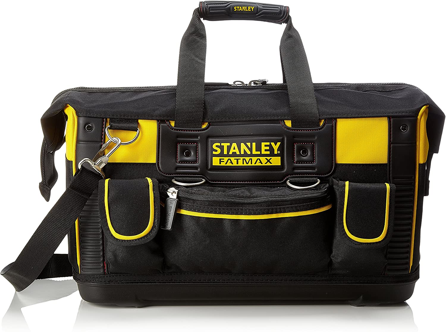 Stanley FatMax Open Mouth Rigid Tool Bag 50cm 20in Black