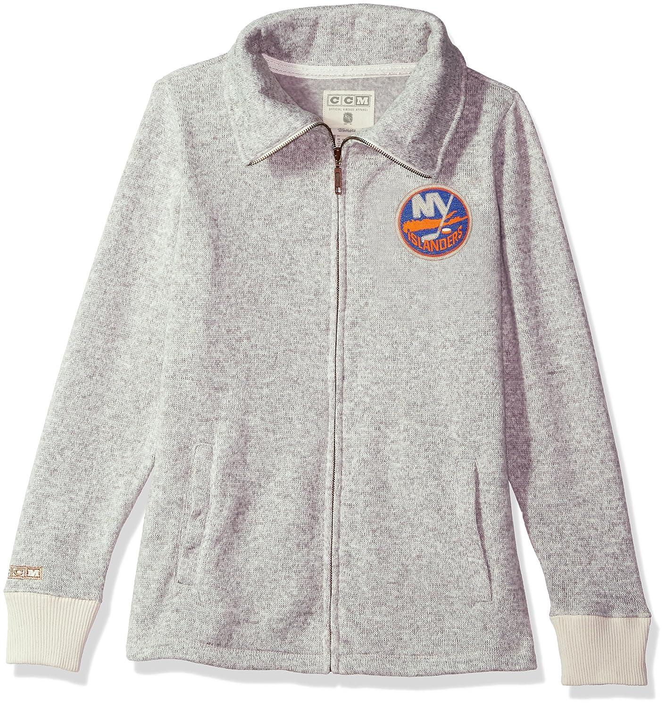 adidas CCM - Chaqueta de Forro Polar para Mujer: Amazon.es ...