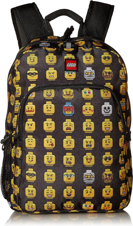 LEGO Unisex Minifigure Heritage Classic Backpack