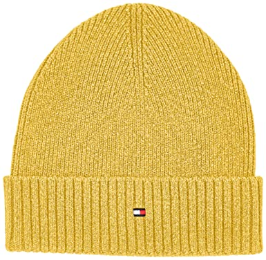 7faa87a7475 Image Unavailable. Image not available for. Colour  Tommy Hilfiger Men s  PIMA CTN Cashmere Beanie ...