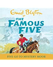 Famous Five: 13: Five Go to Mystery Moor