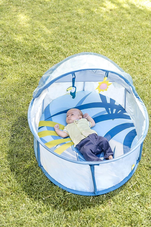 Babymoov Babyni Tropical Sonnenschutz für Babys Strandmuschel