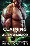 Claiming Her Alien Warrior (Warriors of the Lathar Book 2) (English Edition)