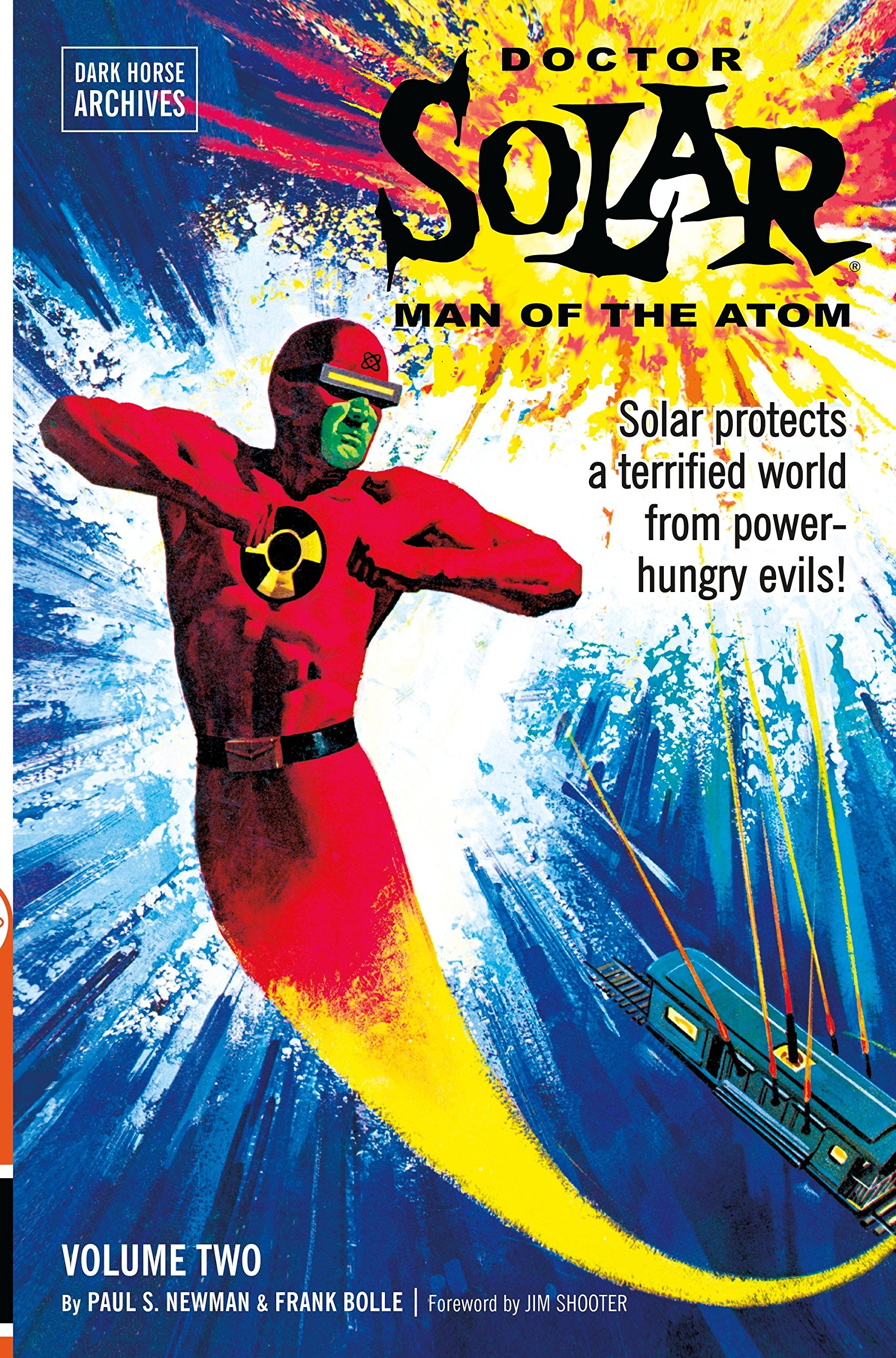 Doctor Solar, Man of the Atom Archives Volume 2 by Dark Horse Books