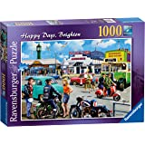 Ravensburger Happy Days - Brighton, 1000pc Jigsaw Puzzle