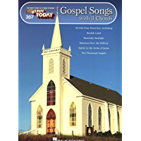 Gospel Songs with 3 Chords Songbook: E-Z Play Today Volume 307 book cover