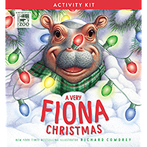 A Very Fiona Christmas Activity Kit (A Fiona the Hippo Book)