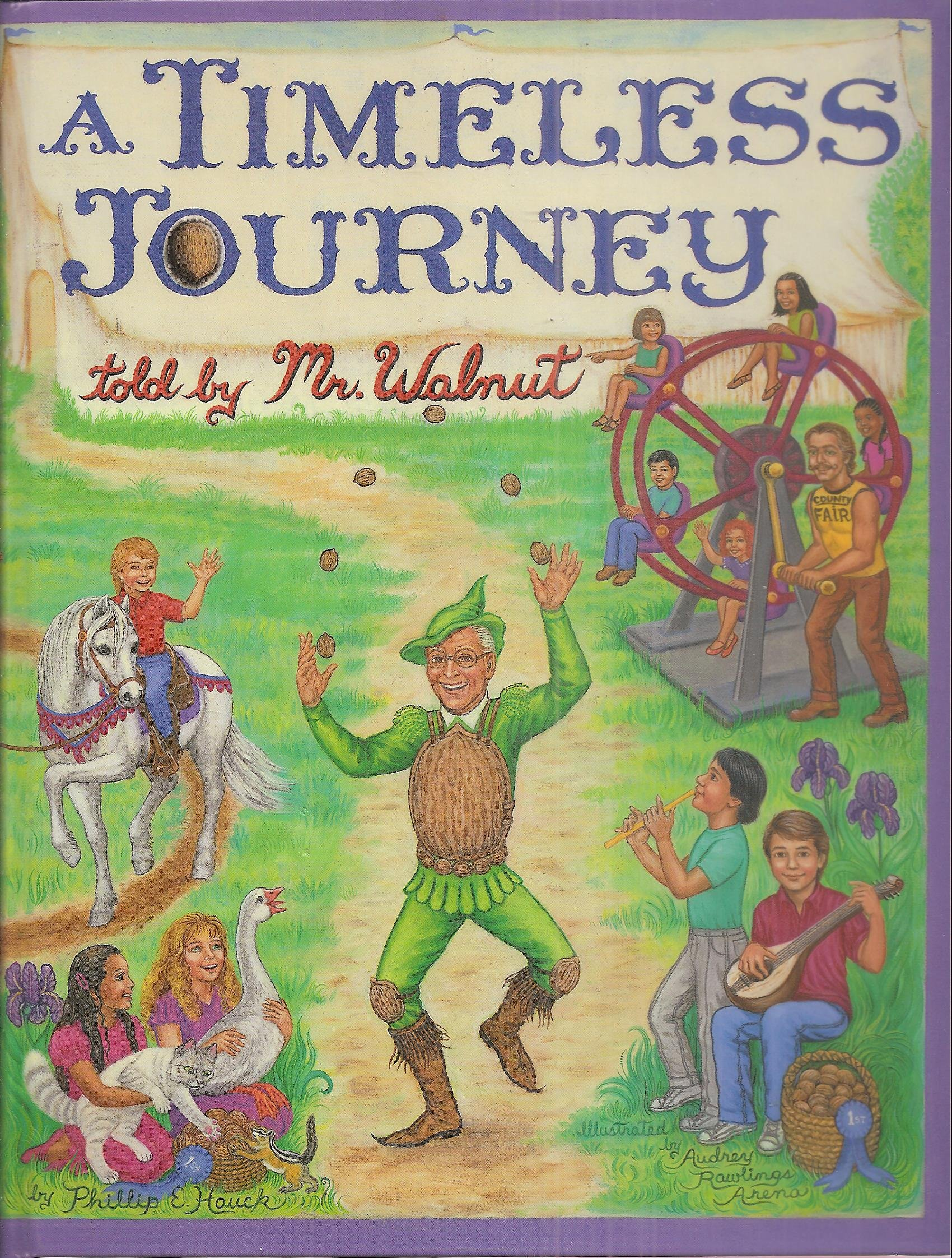 Read Online A Timeless Journey Told by Mr. Walnut pdf epub