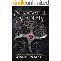 Shadowspell Academy : Year of the Chameleon