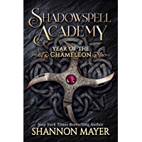 Shadowspell Academy : Year of the Chameleon (English Edition)