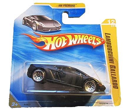 Buy Hot Wheels 2010 Hw Premiere 12 Lamborghini Gallardo On