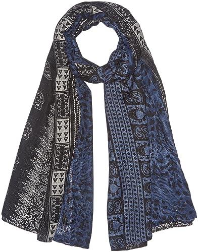 Cache Cache 6914001395, Pañuelo para Mujer, Azul (True Navy), Talla Única