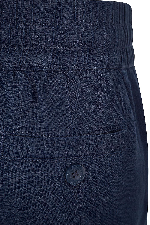 Mountain Warehouse Summer Island Les abr/éviations des Femmes d/île d/ét/é Pantalon l/éger de Dames Soin Facile Poches Multiples Pantalon Court Convenable d/étendu