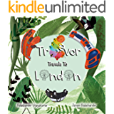 Trevor Travels to London: A caterpillar's first travel adventure
