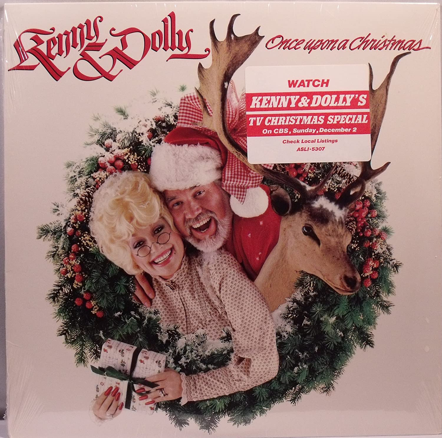 Kenny And Dolly Christmas.Once Upon A Christmas Original Recording