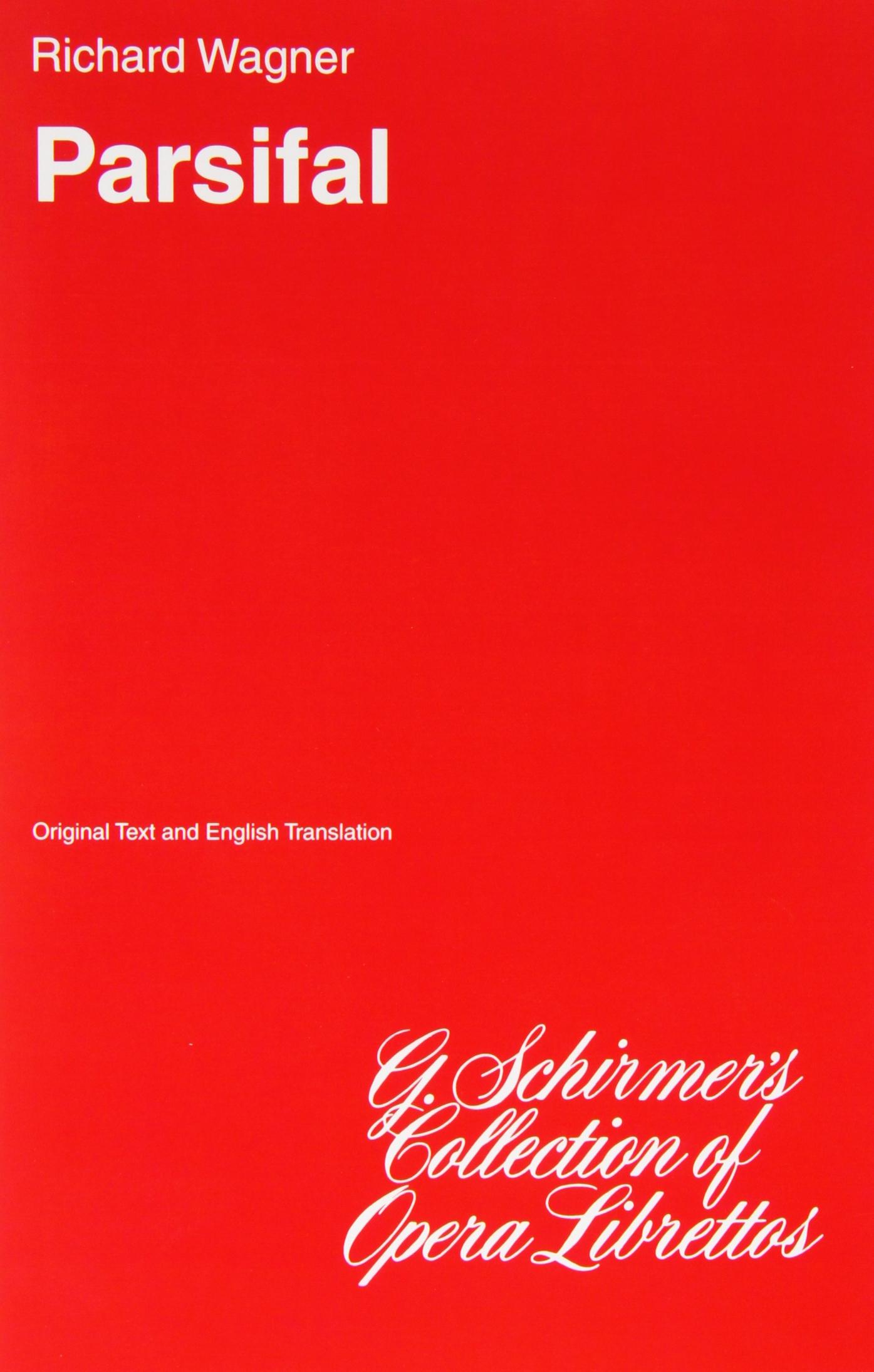 Parsifal: Libretto pdf epub
