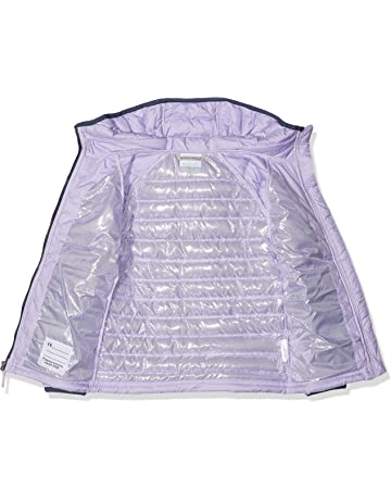 0edfe24837d Columbia Powder Lite Girls Hooded Insulated Jacket