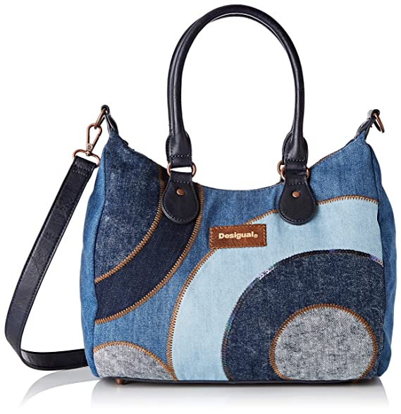 Amazon.com: Desigual Bag Gravity LEEDS - Bolso bandolera ...