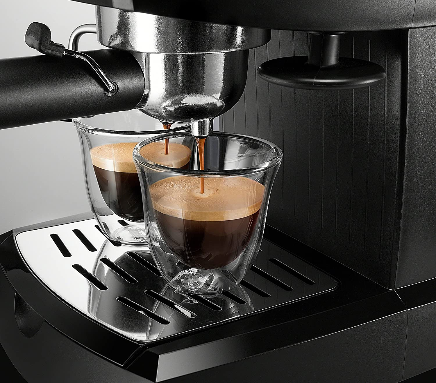 De'Longhi EC155 Espresso and Cappuccino Maker - coffee maker best buy