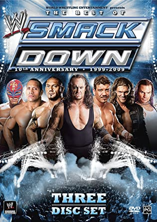 Amazon com: WWE: The Best of SmackDown - 10th Anniversary