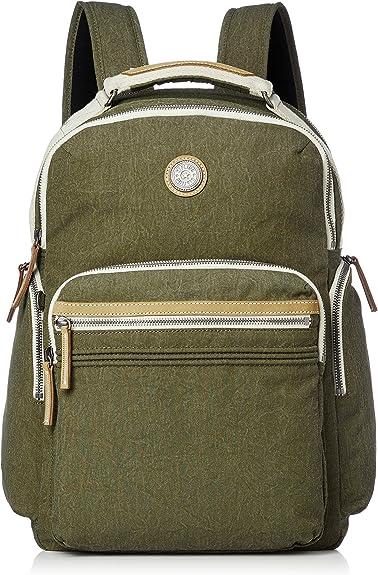 Kipling Basic Elevated Eyes Wide Open Large Backpack Urban Khaki: Amazon.es: Zapatos y complementos