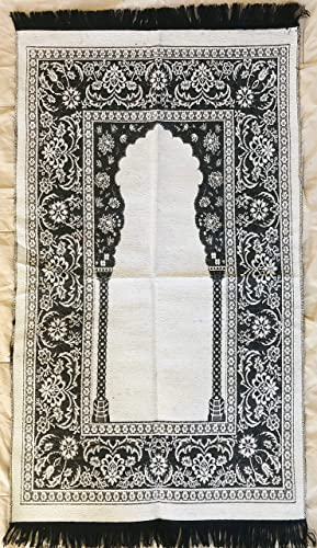 Turkish Islamic Muslim Sajda Prayer Mat Rug