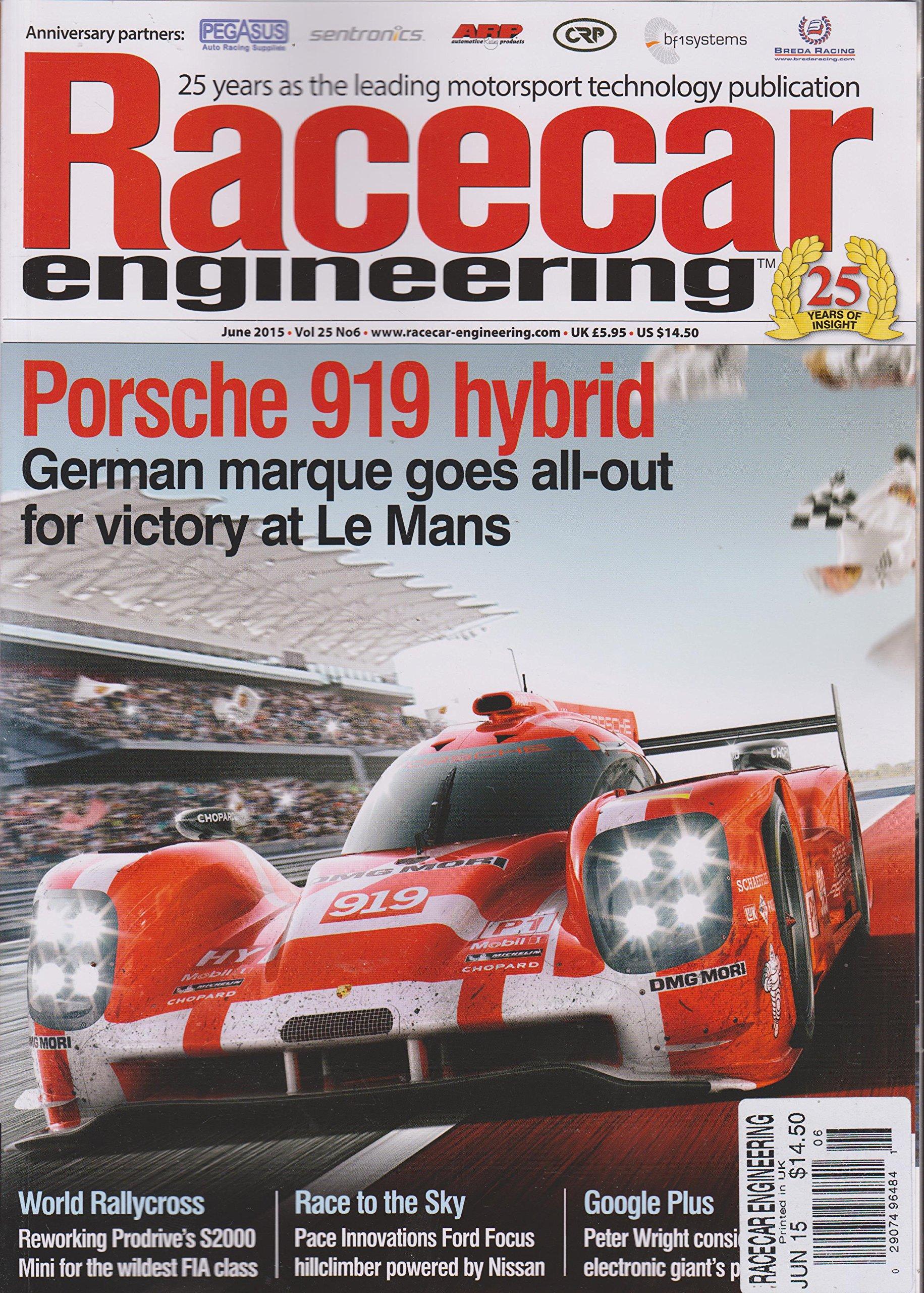Download Racecar Engineering Magazine June 2015 pdf