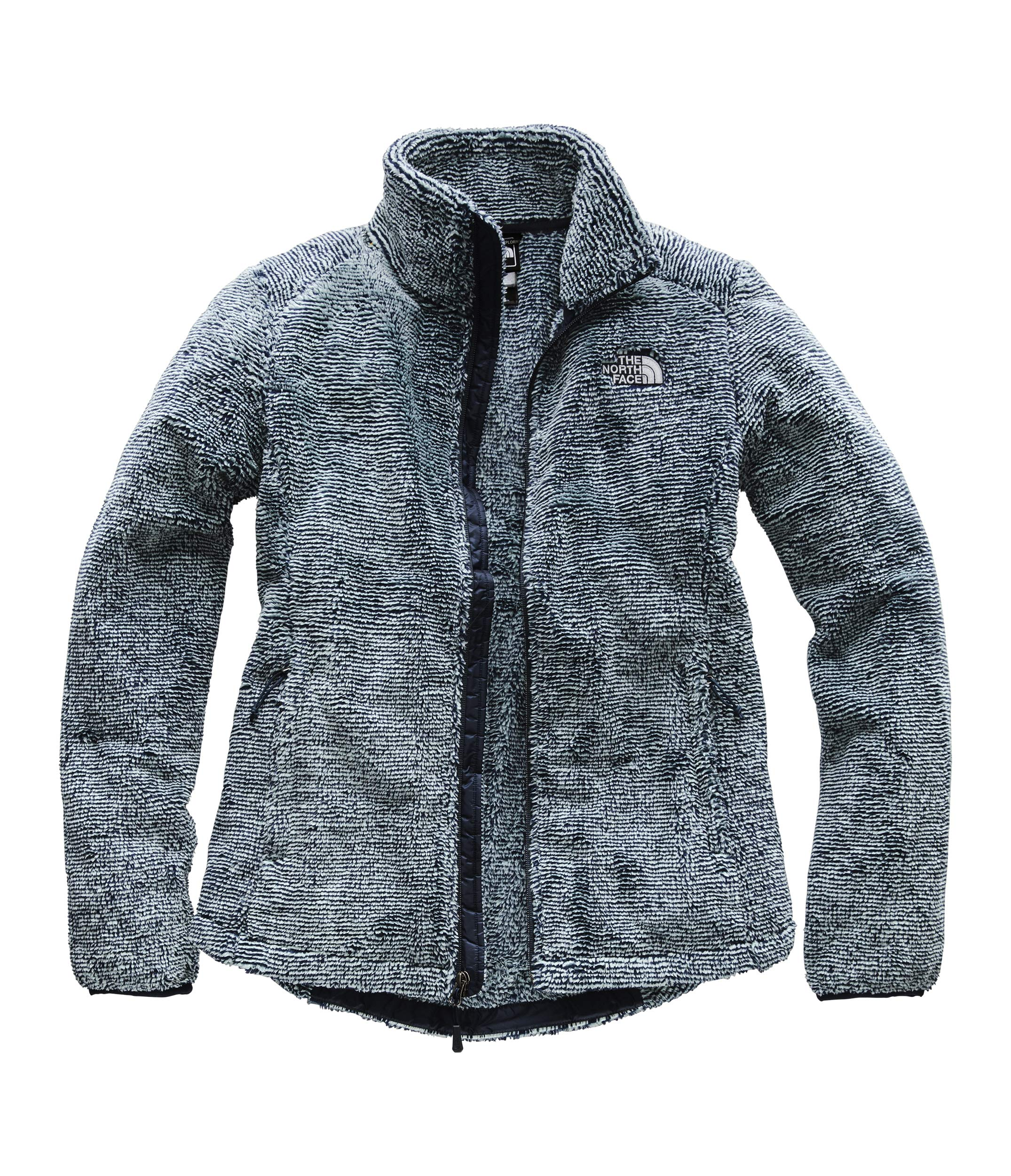 The North Face Women's Osito 2 Jacket - Urban Navy & Blue Haze Stripe - S by The North Face