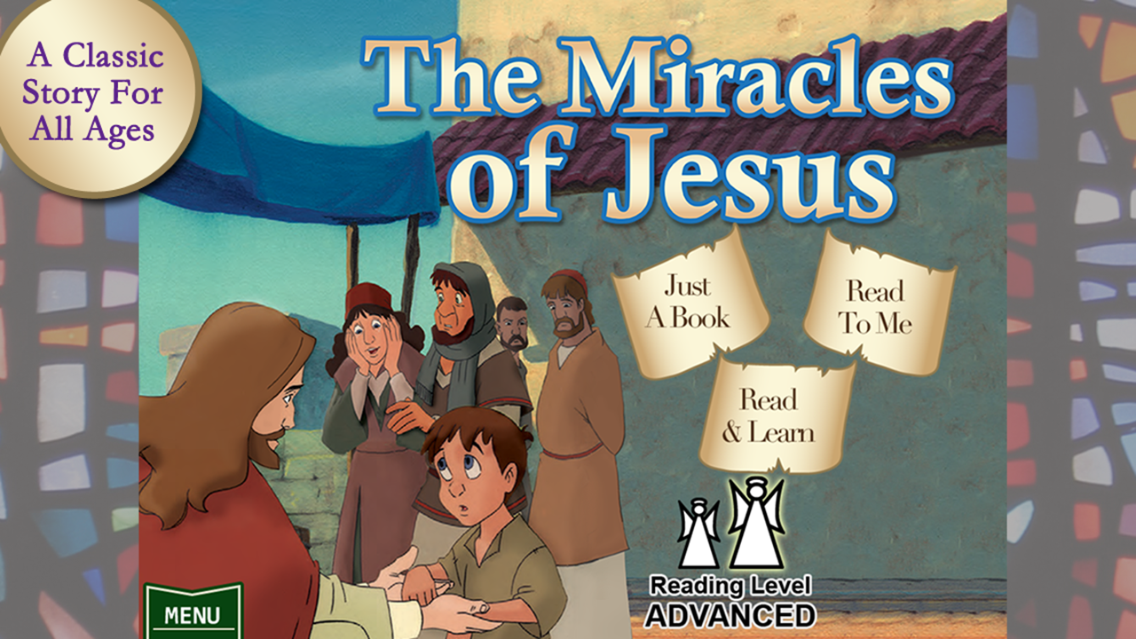 amazon com the miracles of jesus appstore for android