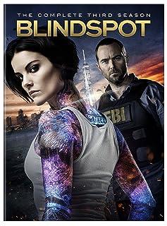 Book Cover: Blindspot: Season 3