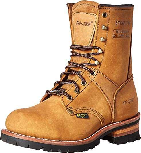 Ad Tec Super Logger Steel Toe