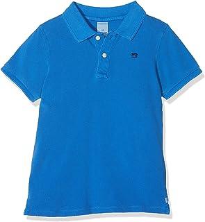 Scotch & Soda Jungen Poloshirt Garment Dyed Polo Scotch & Soda Shrunk