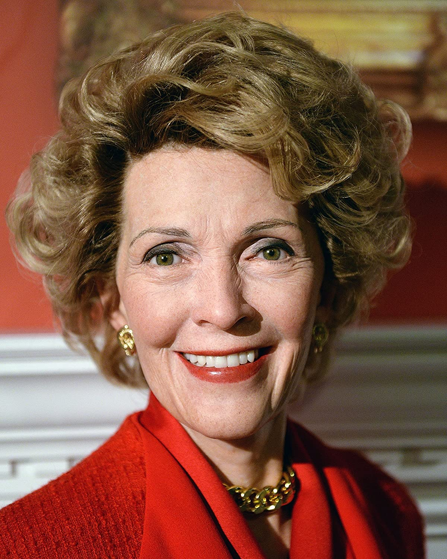 Nancy Reagan 8 x 10 8x10 GLOSSY Photo Picture