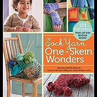 Sock Yarn One-Skein Wonders®: 101 Patterns That Go Way Beyond Socks! (English Edition)