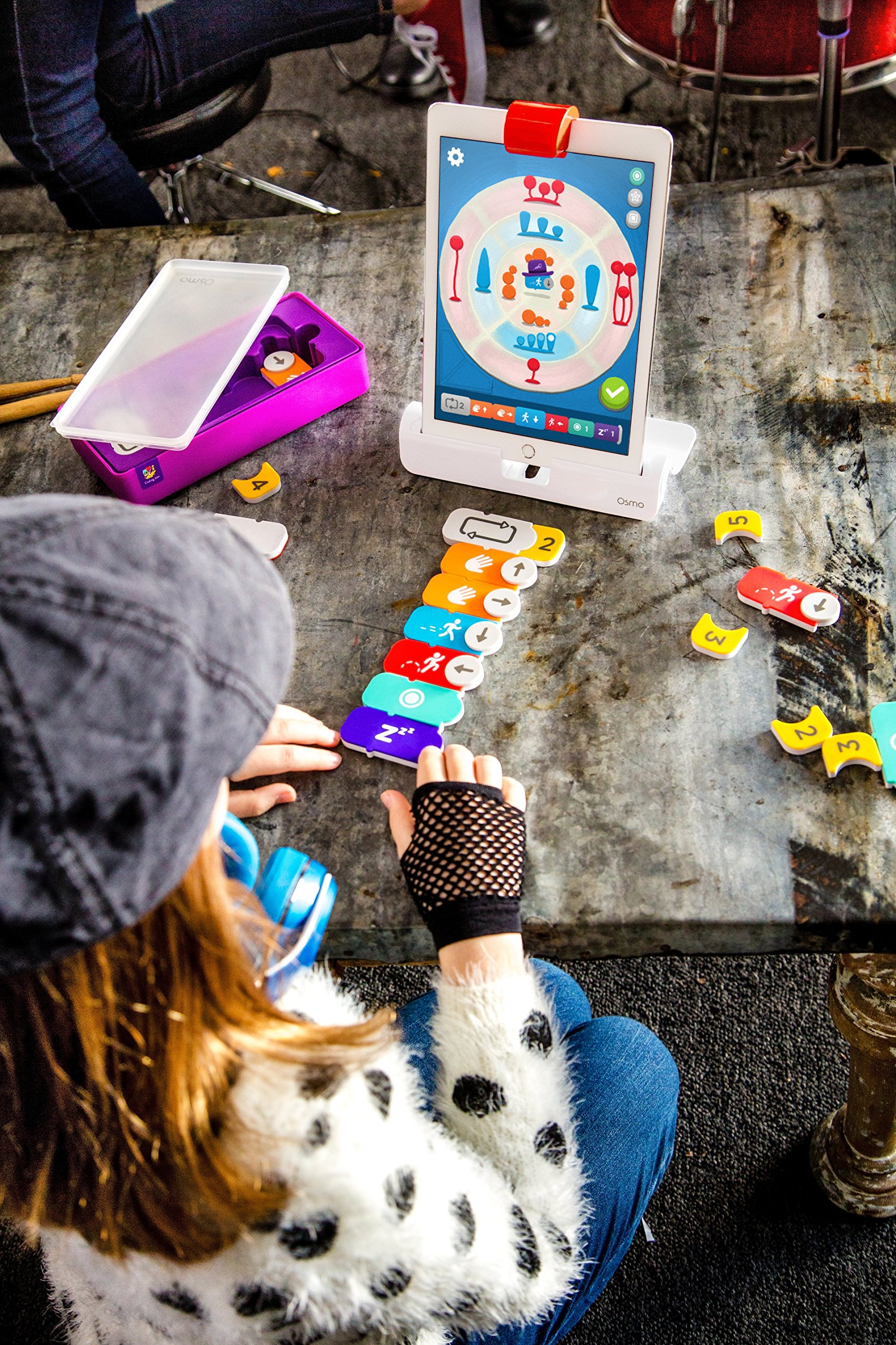 Osmo - Coding Jam - Ages 6-12 - Music Creation, Coding & Problem Solving - For iPad and Fire Tablet (Osmo Base Required) by Osmo (Image #9)