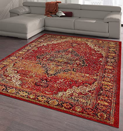 Amazon Com Casamode Cit3170 5x7 City Collection Area Rug 5 X 7